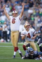 NFL: San Francisco 33, Seattle 30 (OT)