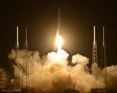 SpaceX rocket has successful launch