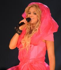 Shakira named Latin Recording Academy's Person of the Year