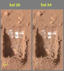 Phoenix lander to analyze Martian soil