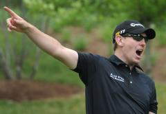 Gallacher eagles way to European Tour win