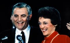 Joan Mondale, wife of former vice president, dies