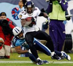 Ravens wide receiver may retire