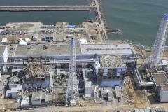 Tepco says radioactive water leaking from Fukushima plant