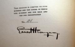 Hemingway home seeks writer in residence