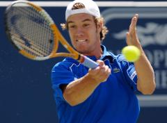 Gasquet rallies to win Mercedes Cup match