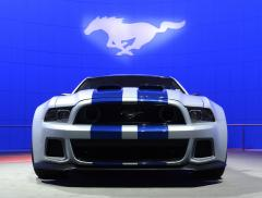 GM sheds 'Government Motors' moniker, Ford Mustang at 50