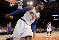 La La Anthony says Carmelo will 'definitely' stay with the New York Knicks