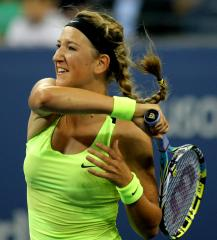 Azarenka, S. Williams advance easily