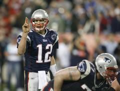 Pats' Brady expects to play Thursday