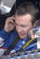Busch, Stewart on NASCAR probation