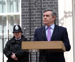 Gordon Brown's e-mails said hacked in U.K.