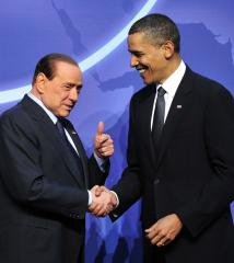 Deal has Berlusconi not running for PM