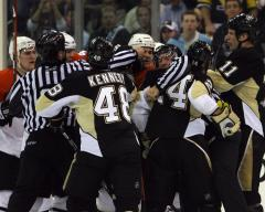 NHL: Pittsburgh 4, Philadelphia 1