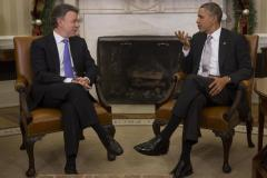 Obama cites 'tremendous progress' in Colombia