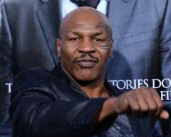 Mike Tyson snaps at reporter while stumping for Toronto Mayor Rob Ford