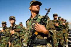 Afghan troops building costs soar