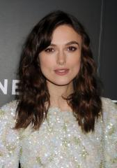 Keira Knightley says she doesn't listen to music