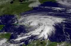 Sandy could be 'Frankenstorm'