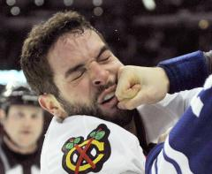 Global warming called threat to ice hockey