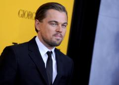 Leonardo DiCaprio on 'Wolf of Wall Street': 'We're not condoning this behavior'