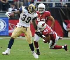 NFL: St. Louis 19, Arizona 6