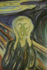 Munch's 'Scream' back on display