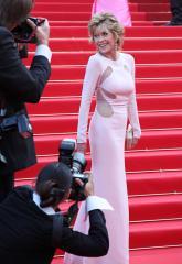 Jane Fonda: Fitness keeps me mentally, emotionally strong