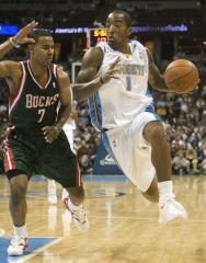NBA: Denver 114, Milwaukee 105