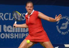 Kanepi, Oprandi advance on upsets in Italy