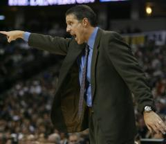 T-Wolves fire Wittman; McHale takes over
