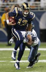 Rams hit by swine flu, cancel practice