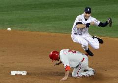 MLB: New York Yankees 3, Philadelphia 1