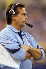 Report: Fisher to coach St. Louis Rams