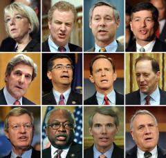 Supercommittee super secret about meetings
