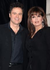 Donny and Marie to resume performing