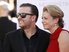 Gervais tapes new mini episode of U.K. version of 'Office'