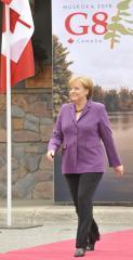Germany's Merkel visits Afghanistan