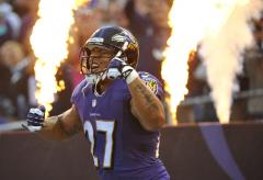 Video emerges of Baltimore Raven Ray Rice dragging his fiancée during altercation