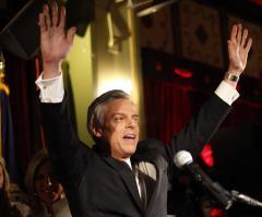 Huntsman leaves door open for another presidential run