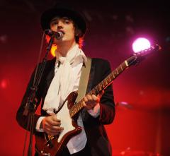 Pete Doherty charged with drug possession