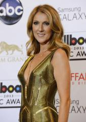 Celine Dion meets 'All By Myself' viral video star