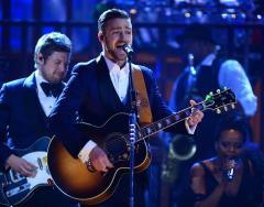 Did the Grammys snub Justin Timberlake?