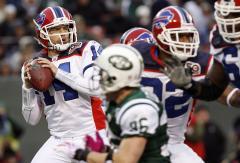 Bills turn to Fitzpatrick at quarterback