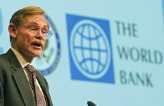 World Bank president to step down