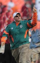 Struggling Dolphins fire coach Sparano