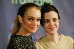 Lohan surprised about Ronson split