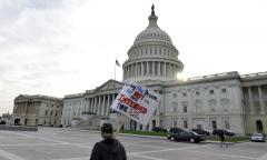 House adjourns without vote on shutdown, debt limit