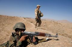 Weak Afghan system complicates transition