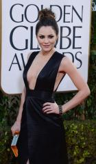 Katharine McPhee kiss gets director Morris kicked out of house